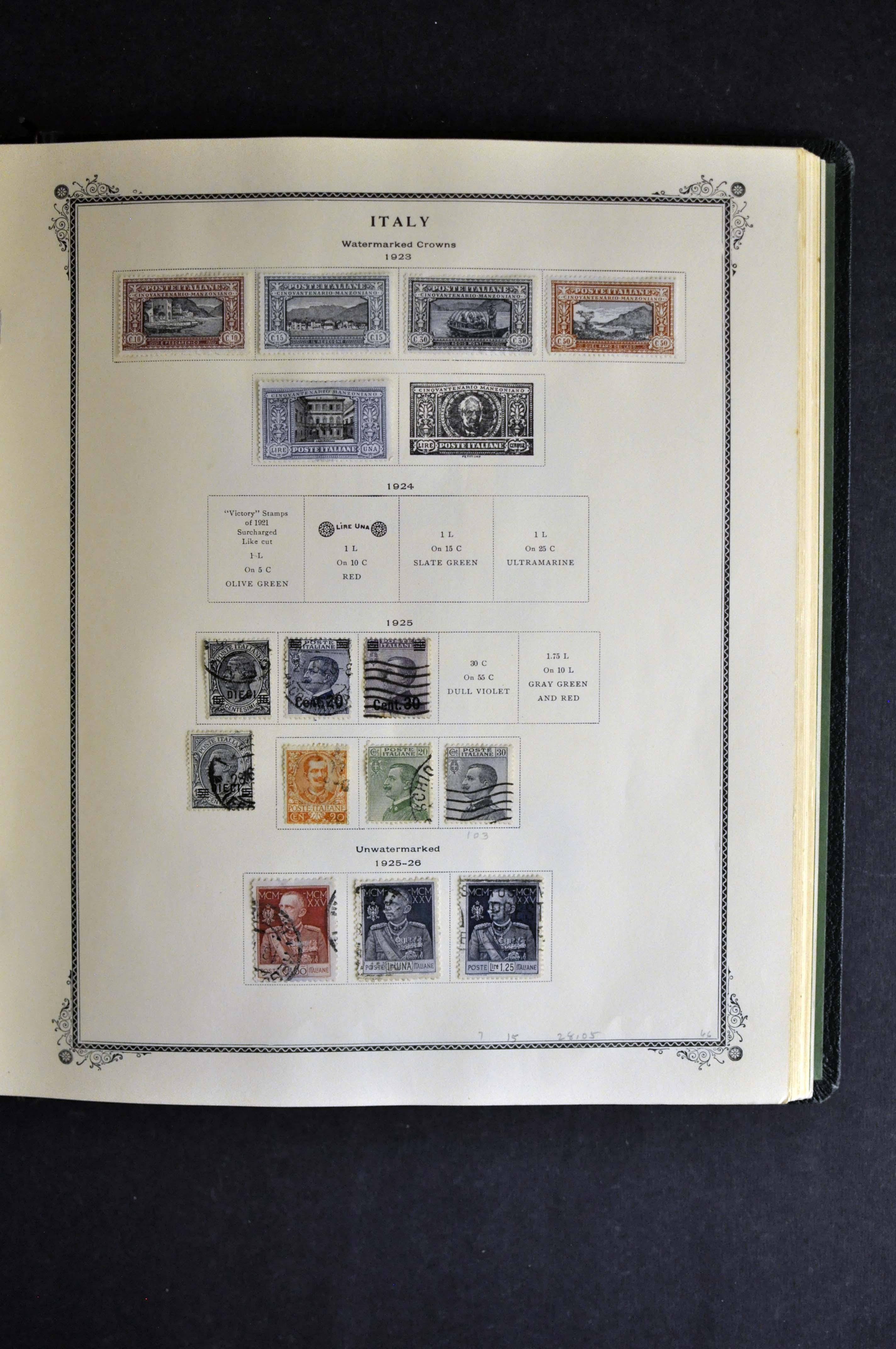 authorized deliveries postage dues highly plete useful occupations etc some typical dubious cancels in 1930s period but overall condition better
