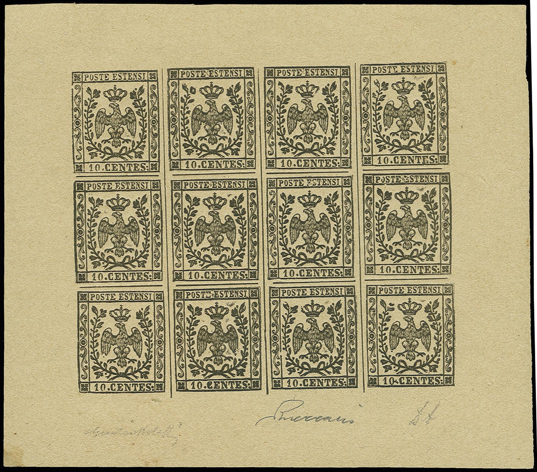Lot# 3616 Sale #3012 H.R. Harmer | Fine Stamp Auctions