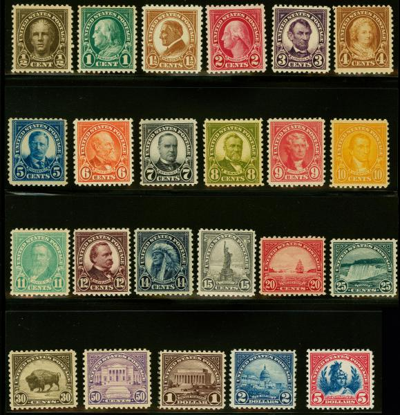 Stamp Auction - United States 20th Century Stamps and Postal