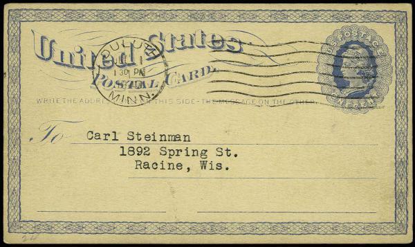 Lot 2464 - United States