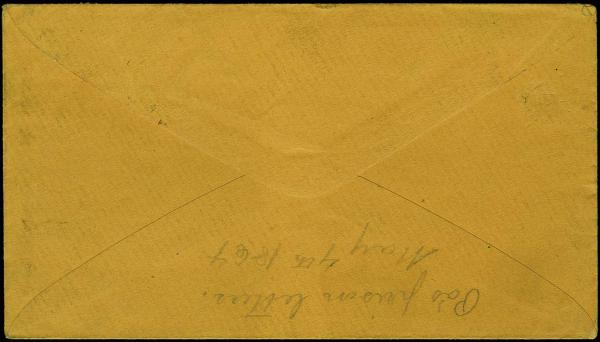 Lot 2745 - Union and Confederate States Civil War Covers Confederate States Prisoner Letters and Covers -  H. R. Harmer Inc Sale 3036: United States, British Commonwealth,  and Foreign Stamps, Covers and Collections Session 1: United States