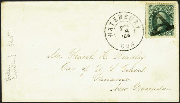 Lot 98 - united states postal history fancy cancels -  H. R. Harmer Inc Sale 3039: The