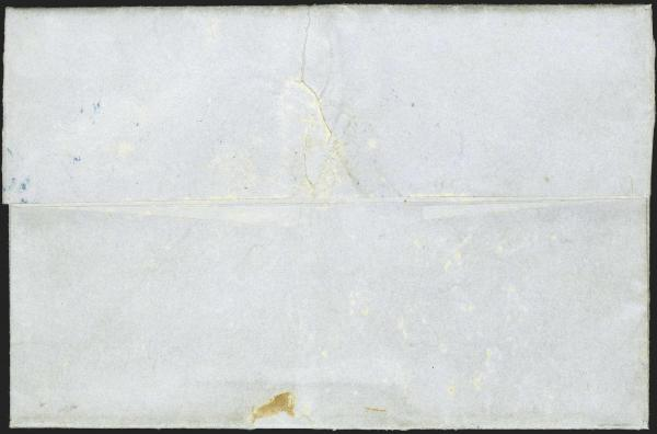 Lot 1 - United States 19th Century Stamps and Postal History Postmasters Provisionals -  H. R. Harmer Inc Sale 3039: The
