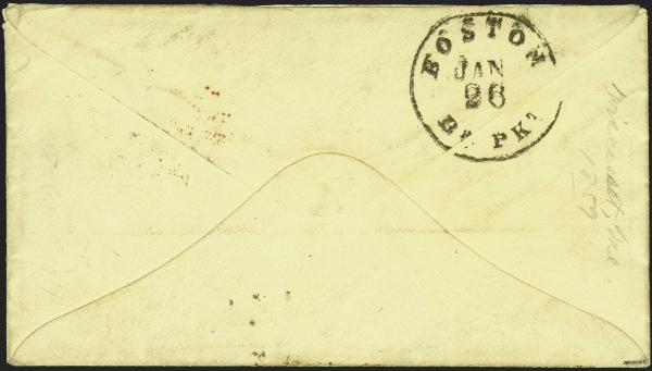 Lot 13 - United States 19th Century Stamps and Postal History 1857-61 Issue (18-39) -  H. R. Harmer Inc Sale 3039: The