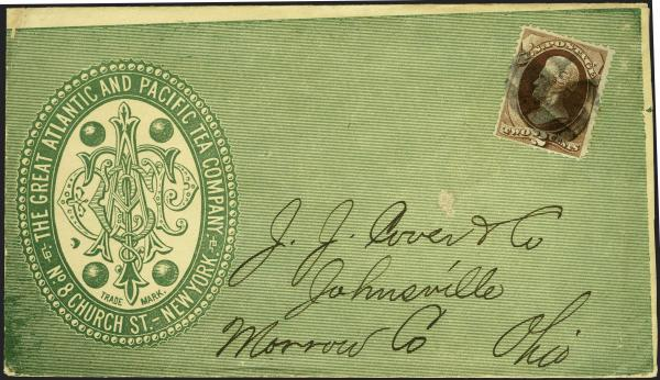 Lot 22 - United States 19th Century Stamps and Postal History 1873-75 Continental Bank Note (156-66, 178-79) -  H. R. Harmer Inc Sale 3039: The