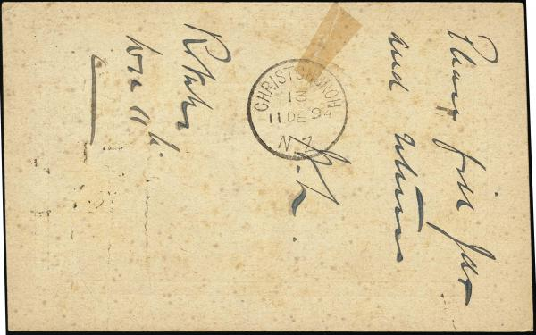 Lot 2340 - British Commonwealth Stamps and Covers New Zealand -  H. R. Harmer Inc The Dr. Larry C. Parks Collection of Postal Stationery Part I: British Commonwealth