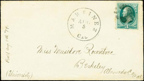 Lot 1136 - United States 19th Century Stamps and Postal History 1879 American Bank Note Soft Paper (182-191) -  H. R. Harmer Inc The Ing. Pietro Provera Collection of United States Stamps and Covers Part II