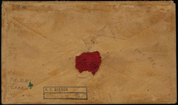 Lot 1013 - United States 19th Century Stamps and Postal History 1847 Issue (1-2) -  H. R. Harmer Inc The Ing. Pietro Provera Collection of United States Stamps and Covers Part II