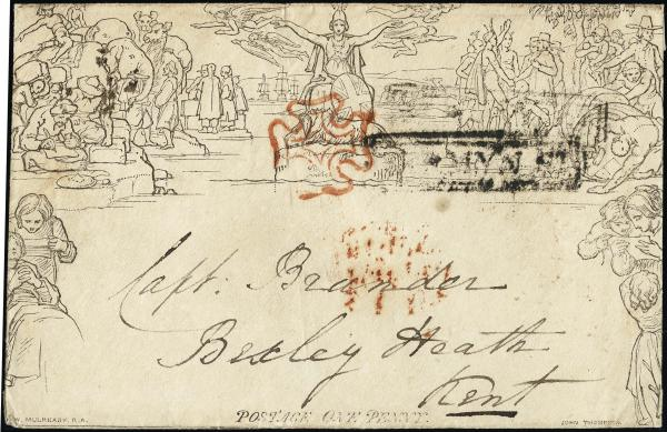 Lot 2017 - British Commonwealth Stamps and Covers Great Britain -  H. R. Harmer Inc The Dr. Larry C. Parks Collection of Postal Stationery Part I: British Commonwealth