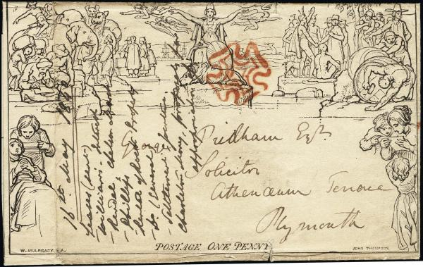 Lot 2020 - British Commonwealth Stamps and Covers Great Britain -  H. R. Harmer Inc The Dr. Larry C. Parks Collection of Postal Stationery Part I: British Commonwealth