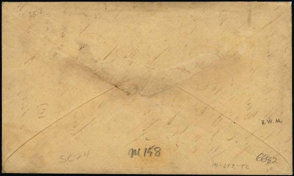 Lot 3011 - united states postal history Steam, Steamboat and Steamship Covers -  H. R. Harmer Inc United States, British Commonwealth, and Foreign Stamps, Covers, and Collections