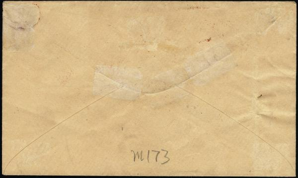 Lot 3012 - united states postal history Steam, Steamboat and Steamship Covers -  H. R. Harmer Inc United States, British Commonwealth, and Foreign Stamps, Covers, and Collections