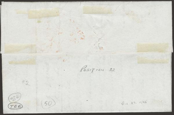 Lot 2 - United States 19th Century Stamps and Postal History Postmasters Provisionals -  H. R. Harmer Inc The